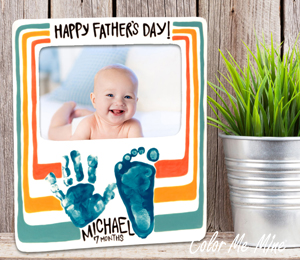 Draper Father's Day Frame