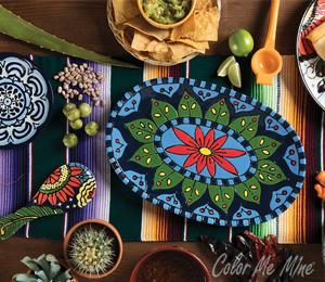 Sandy Talavera Tableware