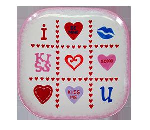 Sandy Valentine's Tic Tac Toe