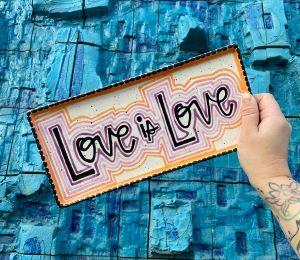 Sandy Love is Love