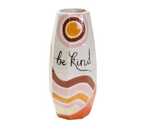 Sandy Be Kind Vase