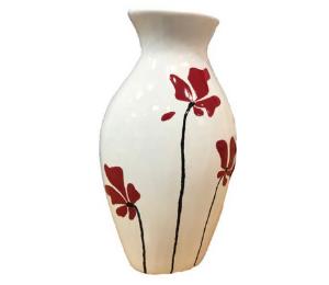 Sandy Flower Vase