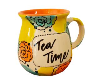 Sandy Tea Time Mug