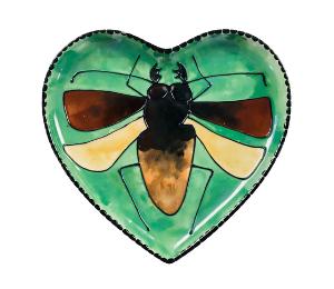 Sandy Titan Beetle Plate