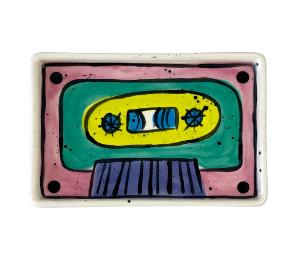 Sandy Mix Tape Tray