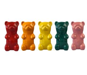 Sandy Gummy Bear Bank
